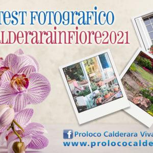 Contest fotografico #Calderarainfiore2021